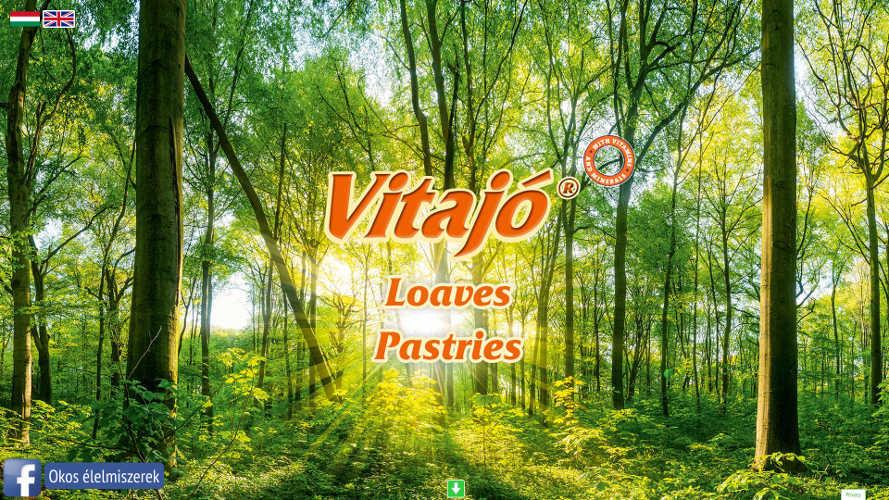 Vitajó® website